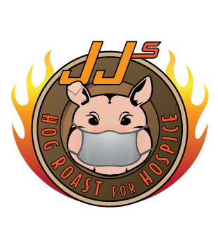 JJ's Hog Roast for Hospice logo