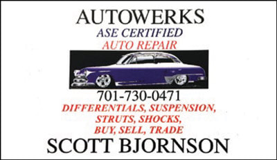 AutoWerks, West Fargo, diamond sponsor, JJ's Hog Roast, Hospice of the Red River Valley