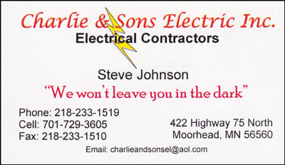 Charlie & Sons Electric of Moorhead