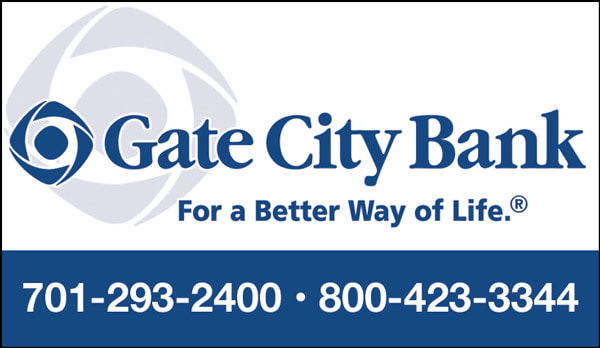 Gate City Bank, Fargo, platinum sponsor, JJ's 5th Annual Hog Roast for Hospice, Hospice of the Red River Valley
