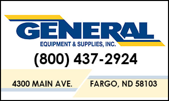 General Equipment, West Fargo, gold sponsor, JJ's Hog Roast for Hospice, Hospice of the Red River Valley