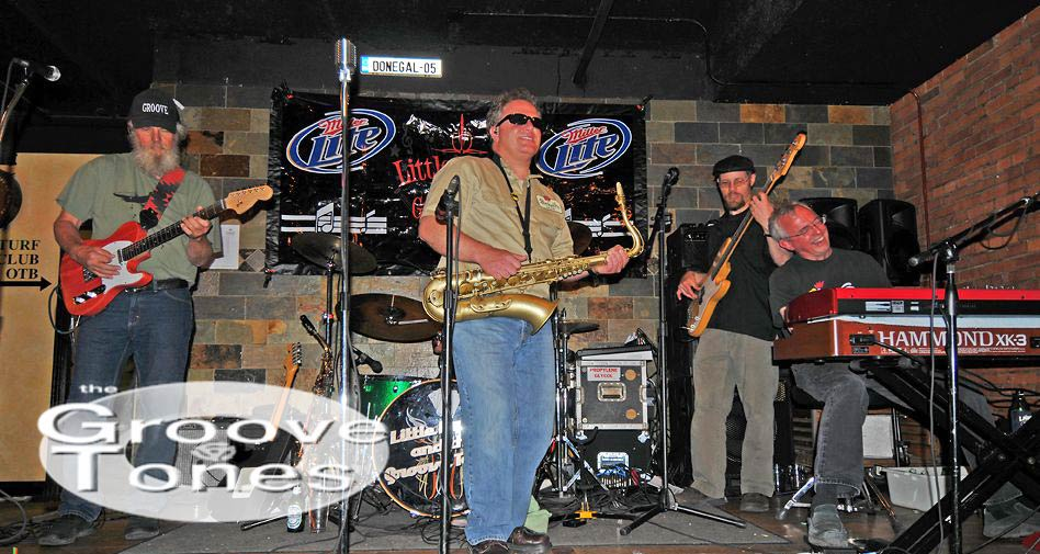 The GrooveTones, JJ's Hog Roast for Hospice, Hospice of Red River Valley, fundraiser, charity concert