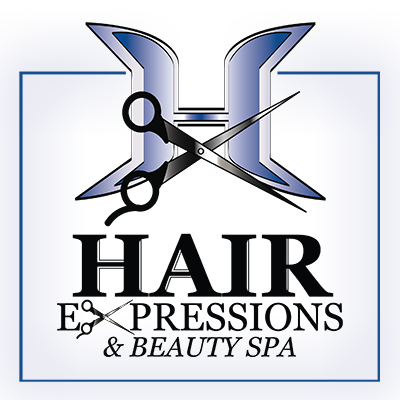 Hair Expressions and Beauty Spa, JJ's website sponsor